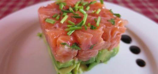 Tartare saumon & avocat