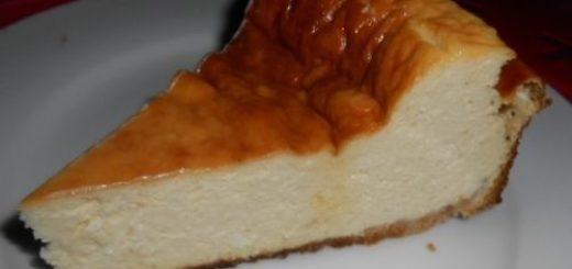 Cheesecake le vrai