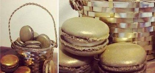 Macarons fourrés au caramel beurre salé maison