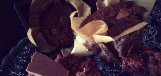 Muffins 100% Chocolat façon Starbucks