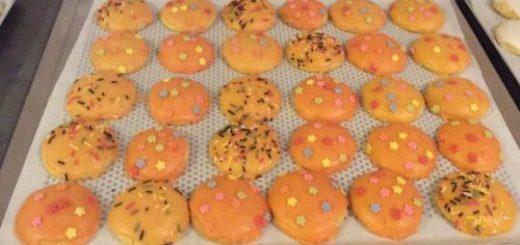 Biscuits au Cointreau