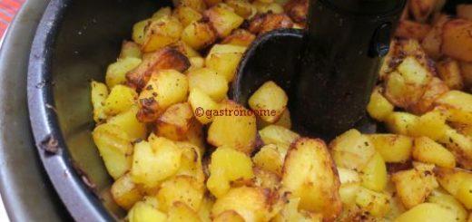 Pommes de terre rôties à l'actifry