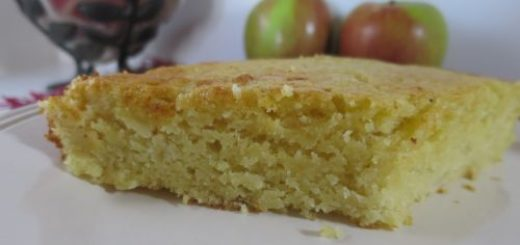 Gâteau à la compote