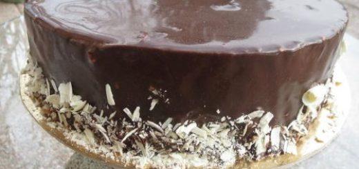 Gâteau fraîcheur au chocolat de Monsieur Pierre Hermé