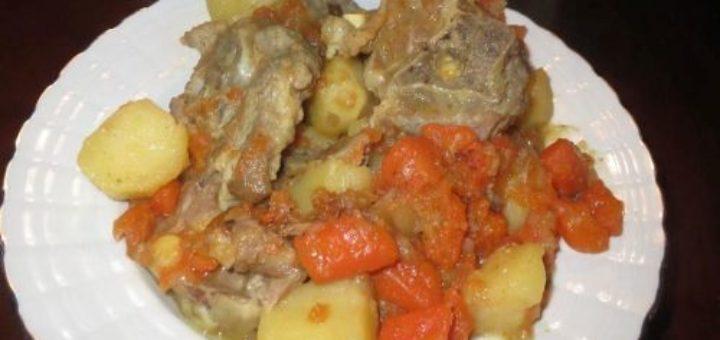 Irish stew de Caroline
