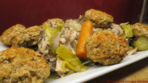 Couscous poulet de la veille de kippour