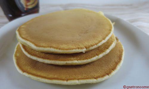 Pancakes faciles et rapides