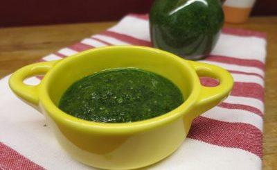 vegan - huile verte