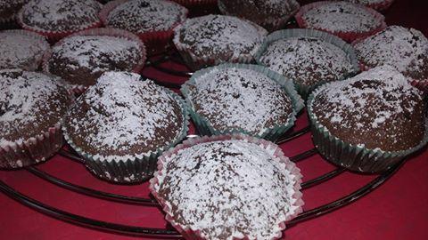 Minis brownies spécial pâque juive