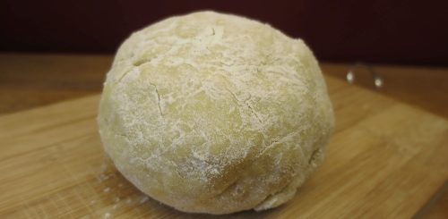 vegan - Pâte brisée vegan à la margarine